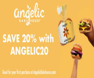 Save 20% On Your First Order at Angelic Bakehouse
